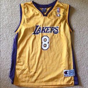 Kids Kobe Lakers Jersey